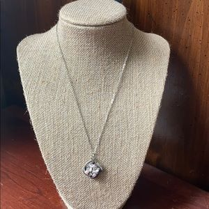 3/$10 Pink/Silver necklace.